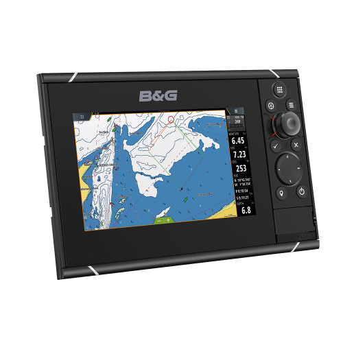 "BG Zeus3 7"" MFD Display w\/Insight Charts [000-13241-001]"