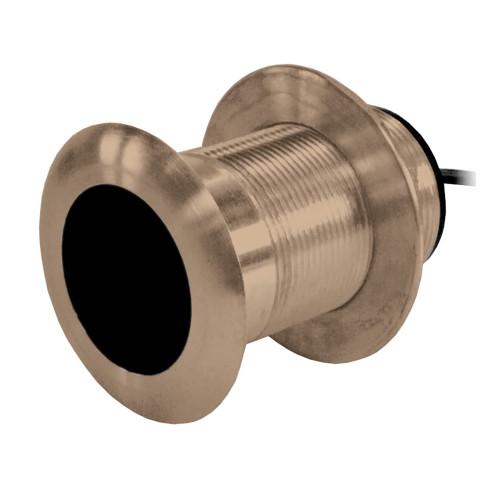 Airmar B117 Bronze Thru-Hull Transducer w\/Humminbird #9 Plug - 7-Pin [B117-DT-HB]