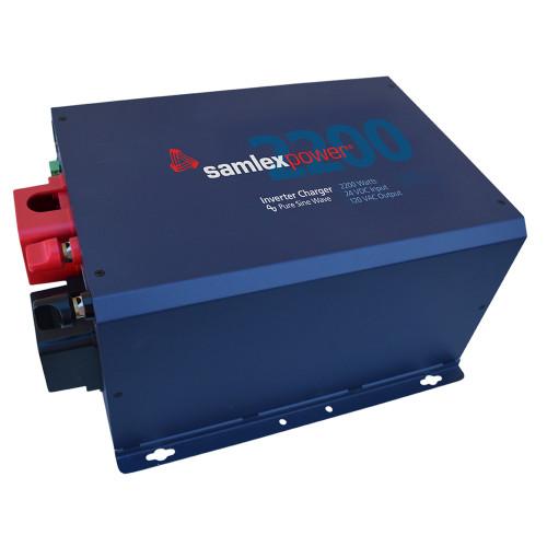 Samlex 2200W Pure Sine Inverter\/Charger - 24V [EVO-2224]