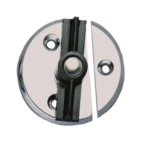 Perko Door Button w\/Spring [1216DP0CHR]