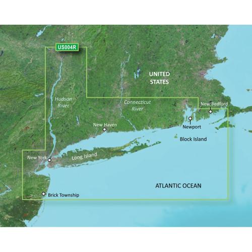 Garmin BlueChart g3 Vision HD - VUS004R - New York - microSD\/SD [010-C0705-00]