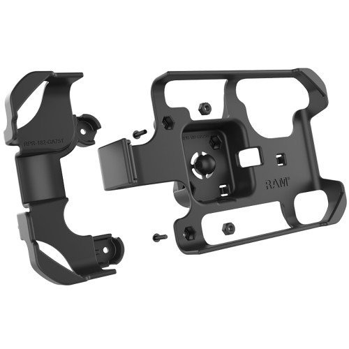 RAM Mount EZ-Rollr Locking Cradle for the Garmin Fleet 770, 780  790 [RAM-HOL-GA75LU]