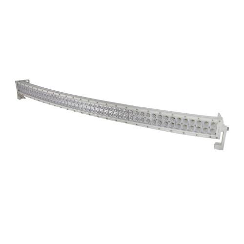 "HEISE Dual Row Marine Curved LED Light Bar - 42"" [HE-MDRC42]"