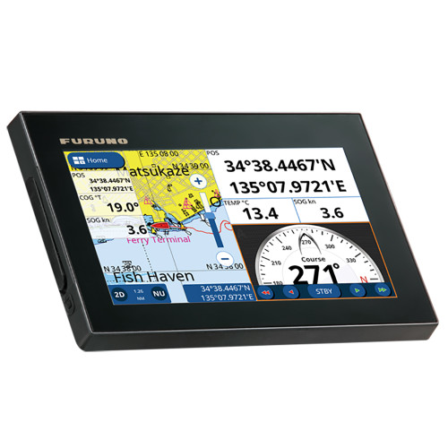 "Furuno GP1871F 7"" GPS\/Chartplotter\/Fishfinder 50\/200, 600W, 1kW, Single Channel  CHIRP [GP1871F]"