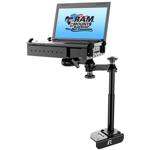 RAM Mount No-Drill Laptop Mount f\/Ford Transit Full Size Van [RAM-VB-194-SW1]