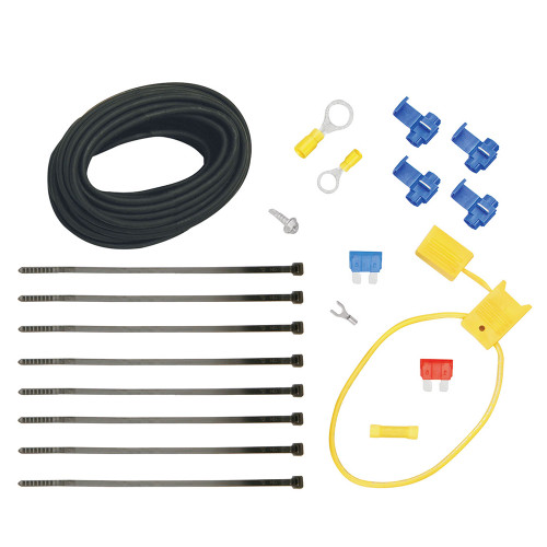 Tekonsha ZCI Zero Contact Interface Universal Trailer Light Power Modulite Wiring Kit [118151]