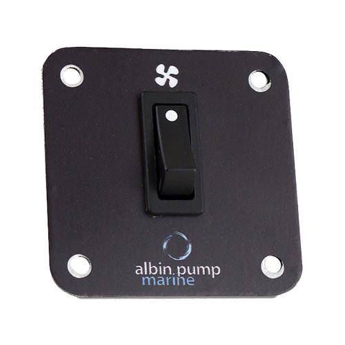 Albin Pump Marine Control Panel 2kW - 24V [09-66-016]