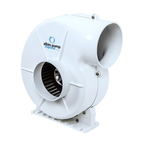 Albin Pump Marine Air Blower 500 Flex - 12V [10-03-007]