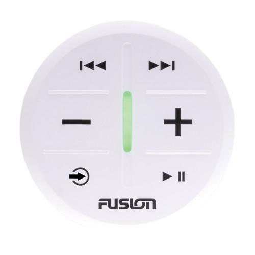 FUSION MS-ARX70W ANT Wireless Stereo Remote - White [010-02167-01]