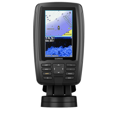 Garmin ECHOMAP Plus 43cv LakeV G3 w\/GT20-TM Transducer [010-01885-05]