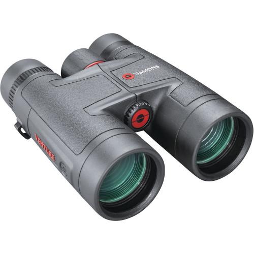 Simmons Venture Folding Roof Prism Binocular - 8 x 42 [897842R]
