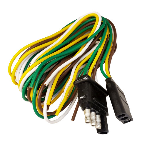Sea-Dog Trailer Connector 4 Pole Kit [753877-1]