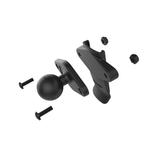 RAM Mount Spine Clip Holder w\/Ball f\/Garmin Handheld Devices [RAM-B-202-GA76U]