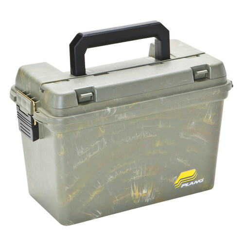 Plano Element-Proof Field\/Ammo Box - Large w\/Tray [161200]