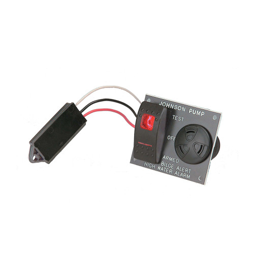 Johnson Pump Bilge Alert High Water Alarm - 12V Sensor [72303]