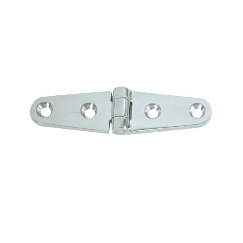 "Whitecap Strap Hinge - 304 Stainless Steel - 4"" x 1-1\/8"" [S-3428]"