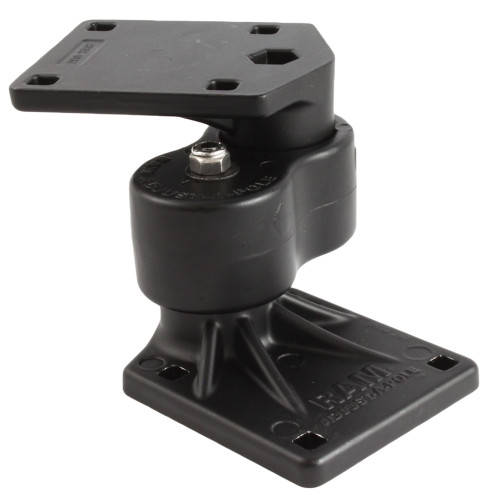 RAM Mount Adjust-A-Pole Riser f\/Vehicle Laptop Mounts [RAM-VB-ADJ1]