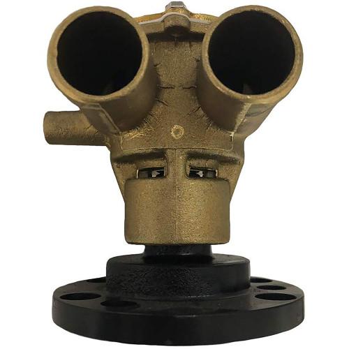 Johnson Pump F6B-9 Impeller Pump OEM HS Crankshaft [10-24946-01]