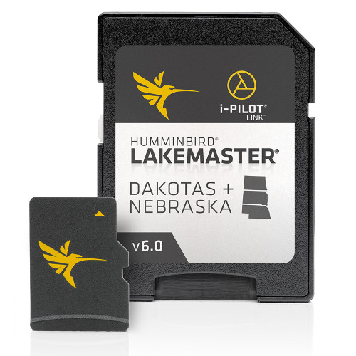Humminbird LakeMaster - Dakotas + Nebraska - Version 6 [600013-5]