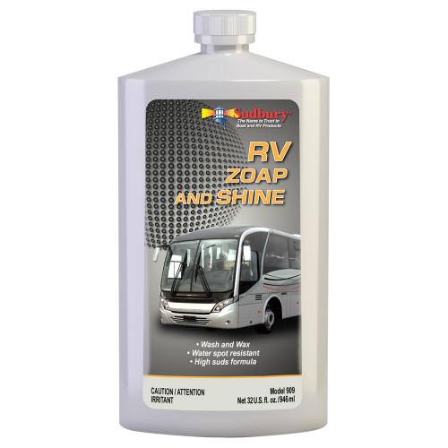 Sudbury RV Zoap  Shine - 32oz * Case of 6* [909QCASE]
