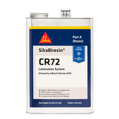 Sika SikaBiresin CR72 - Pale Amber - 1 Gallon [607393]