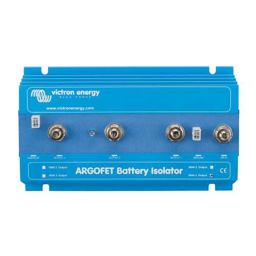Victron Argo FET Battery Isolator 200-3 3 Batteries - 200AMP [ARG200301020]