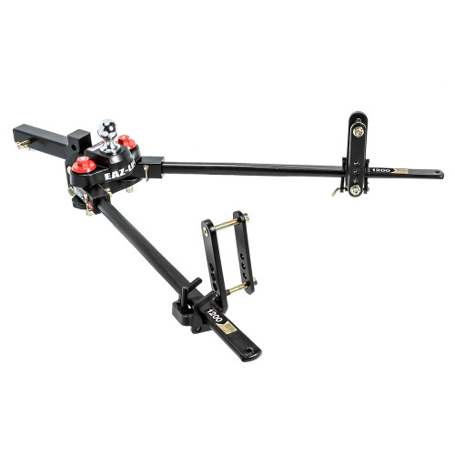 Camco Eaz-Lift Trekker 1,200 Weight Distribution Hitch w\/Progressive Sway Control [48704]