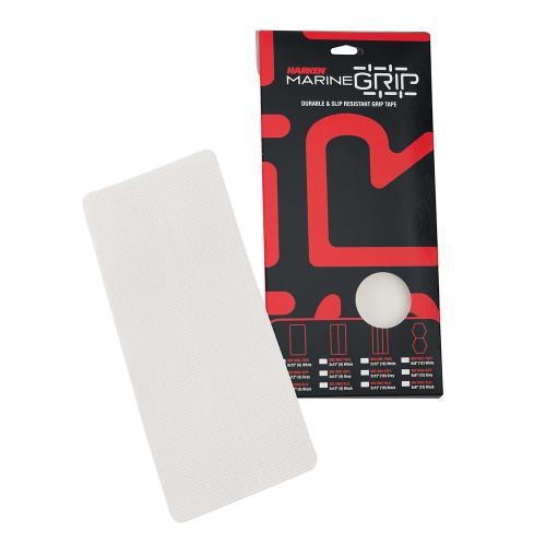 """Harken Marine Grip Tape - 6 x 12"""" - Translucent White - 6 Pieces [MG1006-TWH]"""