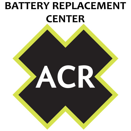 ACR FBRS 400  425 Battery Replacement Service - PLB 400  PLB 425 Includes 1105 Battery Parts  Labor [1105.91]