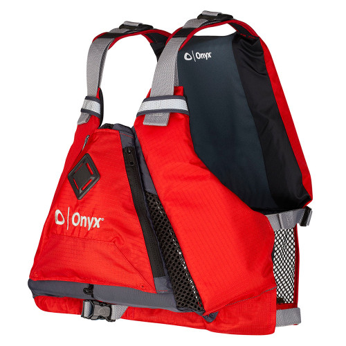 Onyx Movevent Torsion Vest - Red - Medium\/Large [122400-100-040-21]