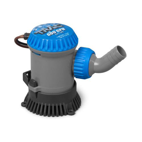 "TRAC Bilge Pump - 600GPH - 3\/4"" Outlet [69300]"
