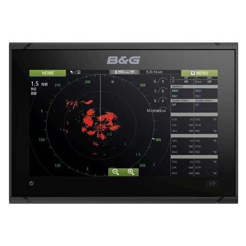 "BG Vulcan 9 FS 9"" Combo - No Transducer - Includes C-MAP Discover Chart [000-13214-009]"