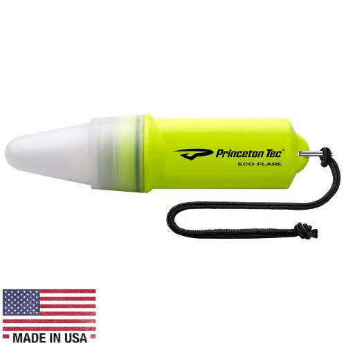 Princeton Tec ECO FLARE - Neon Yellow [EF-2-NY]