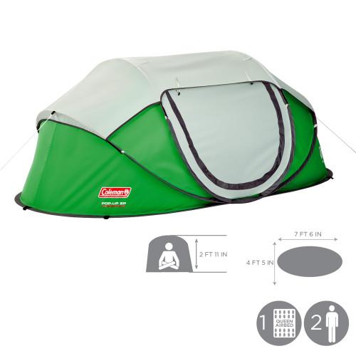 Coleman Popup 2 Tent [2000014781]
