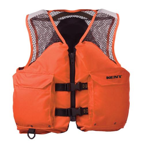 Kent Mesh Deluxe Commercial Vest - 2X-Large [150800-200-060-20]