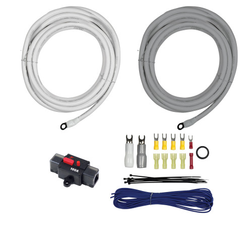 T-Spec V10-2041 4 Gauge Amp Wiring Kit - 20 (6.1 M) [V10-2041]
