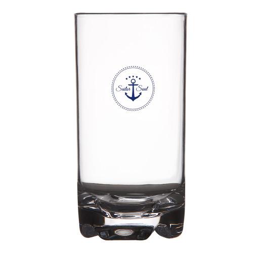 Marine Business Beverage Glass - SAILOR SOUL - Set of 6 [14107C]