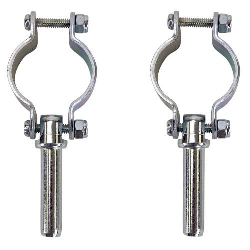 Whitecap Clamp-On Oarlocks - Zinc Plated [S-3541C]