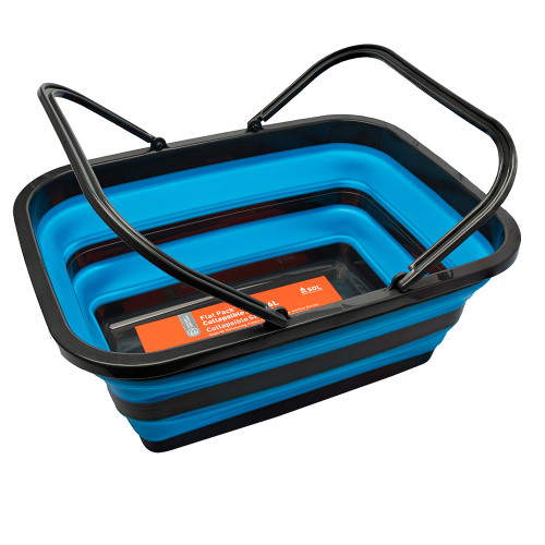 S.O.L. Survive Outdoors Longer Flat Pack Sink - 16L [0140-1012]