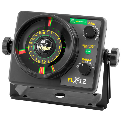 Vexilar FLX-12 Head Only w\/No Transducer [FMX1200]