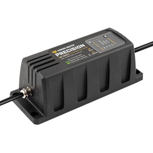 Minn Kota On-Board Precision Charger MK-106 PCL 1 Bank x 6 AMP LI Optimized Charger [1831061]