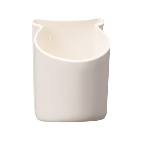 Beckson Soft-Mate Can & Air Horn Holder - White [HH-6]