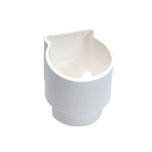 Beckson Soft-Mate Insulated Beverage Holder - White [HH-61]