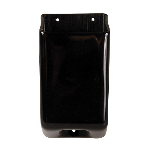 Beckson Soft-Mate Mini Radio Holder - Black [HH-81B]