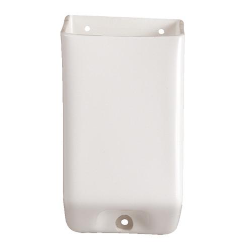 Beckson Soft-Mate Mini Radio Holder - White [HH-81]