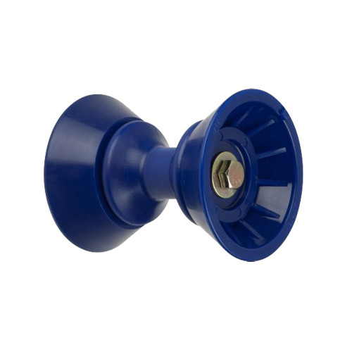"C.E. Smith 3"" Bow Bell Roller Assembly - Blue TPR [29330]"