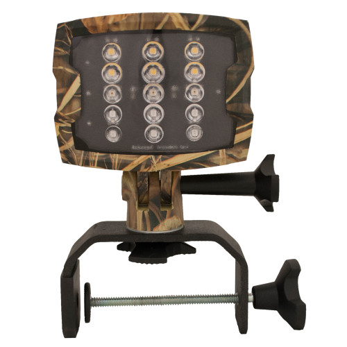 Attwood Multi-Function Battery Operated Sport Flood Light - Camo [14187XFS-7]