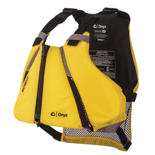 Onyx MoveVent Curve Paddle Sports Life Vest - XS\/S [122000-300-020-14]