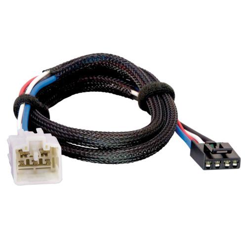 Tekonsha Brake Control Wiring Adapter - 2 Plug fits Toyota, Lexus [3040-P]