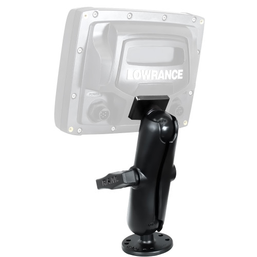 "Lowrance RAM 1.5"" Mark\/Elite 5"" Series Quick Release Mount [000-10910-001]"